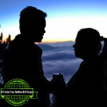 Above the clouds. Coffee in the morning. Love in between. Follow us on Instagram @Teletech
