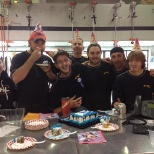 Costco Wholesale photo: Having fun at a staff birthday celebration