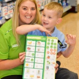 Happy Little Helpers sheets in store to make shopping more enjoyable for children with autism