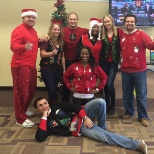 PLS Logistics Services photo: Ugly Sweater Day