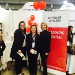 Chandler Macleod Booth at Business Chicks