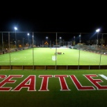 Seattle University photo: Seattle University Park is a vibrant outdoor community gathering space and multipurpose recreation a