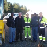 Roadrunner Transportation Systems photo: Trainers in Transportation and logistics