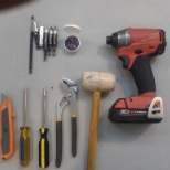 Common tools of a Merchandise Assembler
