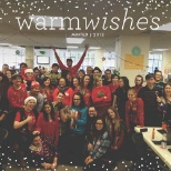 Warm Wishes with our ugliest sweaters from the Minted team!