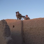 Sniper. Operation enduring freedom. 2012