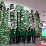 Heineken photo: Sams club