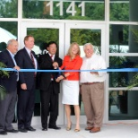 SAIC Ribbon Cutting ( via North Charleston on Flickr)