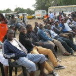 Mobilization for brother for life and GBV