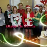 Our Waterford team go all out for Christmas