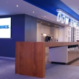 The Dow Jones office