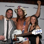 PulsePoint photo: Even the Naked Cowboy loves Pulsepoint