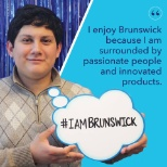 Brunswick Corporation photo: In Sergio's words, Brunswick is a tight-knit, family-oriented community.
