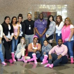Viverae photo: Wear Pink Day