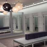 These fitting rooms are incredible!
