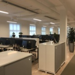 Ready to work in the Copenhagen office
