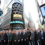 CoStar Group photo: NASDAQ Opening Bell 2012