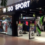 Go Sport photo: Inauguration Go Sport Nimes