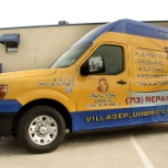 Village Plumbing and Home Services photo: Even our trucks are looking good today!