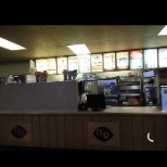 Inside Dairy Queen