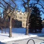 Winter , University of Winnipeg 2013