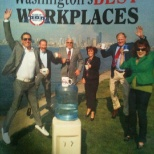 We've been named one of Washington's Best Workplaces for 4 years in a row
