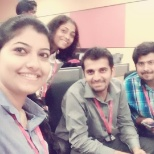 Tech Mahindra photo: Training days......