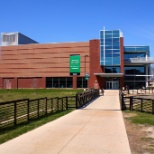 The new student union at EMU.