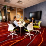 Deloitte photo: Team Room at DU