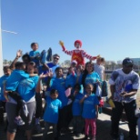 LBDN Team, Board, and Families participate in the Walk for Kids