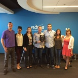 ROCS Grad Staffing photo: Best Places To Work Award by Washington Business Journal
