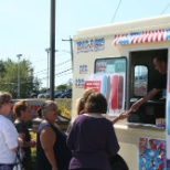 Ice cream day to thank our dedicated employees