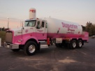 In support of the Canadian Breast Cancer Foundation Superior Propane has introduced five Pink Trucks