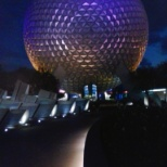 Leaving Epcot