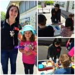 SSL (Space Systems Loral) photo: STEM outreach at local elementary school