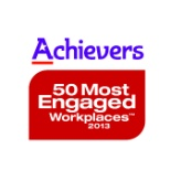 Bluegreen Vacations photo: Achievers 50 Engaged Workplaces 2013 Award