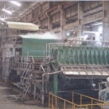 RockTenn photo: Paper machine-2