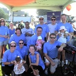 DHG Employees Participate in March of Dimes event