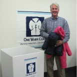 Source4Teachers supports One Warm Coat drive every year to help children in the community!