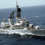 USS Macdonough (DDG-39). One of the ships I served on 80-81. Gitmo, Caribbean, Persian Gulf