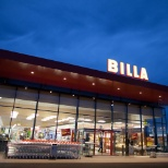 REWE Group photo: BILLA