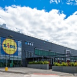 Lidl UK Warehouse