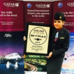 "The day we won the award for the ""Best Airline in the World"""