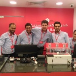 Egypt( vodafone sharm neama bay store)