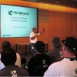 Verengo believes in developing our staff through constant training and development.