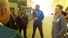 Site HSSE Manager conducting Toolbox Meeting at KAZ Plant