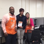 The Home Depot photo: Award # 6, customer care