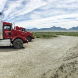Fibrosis Trucks for Seismic Surveying