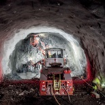 Sandvik breaks world record for deepest road tunnel