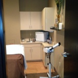 Skin Therapy room